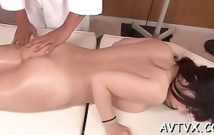 Racy sexy with an increment of wild japanese sex