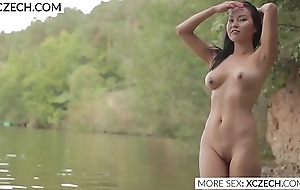 Beautiful asian marmaid like one another her beauty - XCZECH.com
