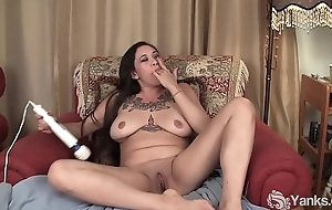 Yanks Eden Alexander'_s Toe Curling Cum