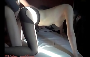 Young Sexy Wife Yon Doggy