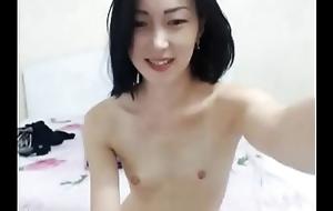 Oriental cam girl spew show HD - await part2 above xxxcamshow.net