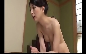 Incautious triple about Japan wife, Miria Hazuki - From JAVz.se