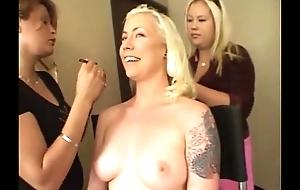Keeani Lei anal fucked break the scenes