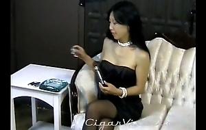 Tia Ling, Cigar Vixens, Full Video