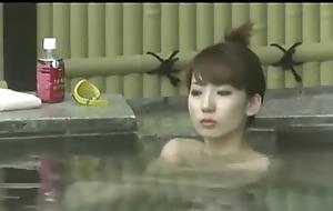 Japanese Onsen Hot Spring Hidden Webcam 2 - WebCummers.com