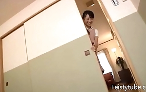 naughty Japanese mom gets screwed -Feistytube.com