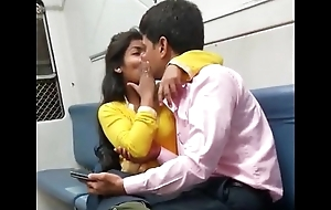 indian mumbai local train girl kissed will not hear of phase