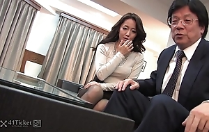 41Ticket - Japanese Grown-up Caught Fucking Stepbrother (Uncensored JAV)