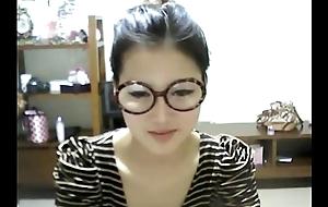 Cute Korean Girl Shows Deprive of the rights of Webcam - WebCamStripper.net