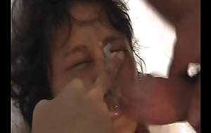 Inexpert asian teen drilled &amp_ given huge cumshot on say no to face xxxcamtv.com