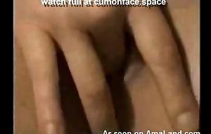 Closeup of me fingering - cumon face.space