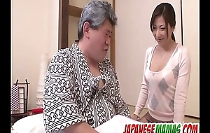 Asian milf Mirei Yokoyama loves partnership such tasty dig up