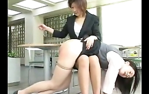 155 Hierarchy At Work Spanking 2