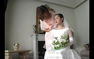 153 Spanking of  June Bride