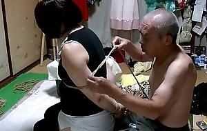Jyosouko Fujiko and horny bondage instructor 3