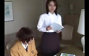 102 Private Chore ends to Spanking for Dissipated Pupil