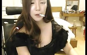 Oversexed Oriental Light into b berate Cam Babe can'_t Restrain Masturbating babes469.com