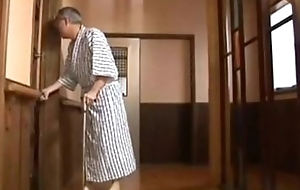 Youthful Japanese and old guy sex - More: EXGFPLANET.COM