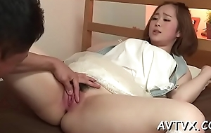 Wicked coupled with wet japanese oral-sex